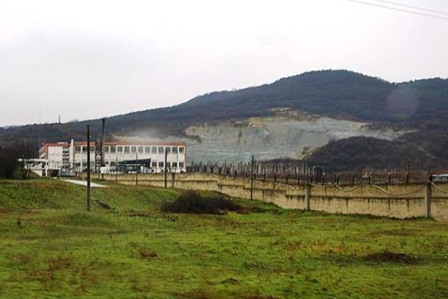 Затворът в Разделна.