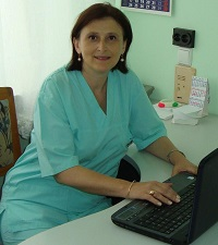 Д-р Маргарита Мартинова